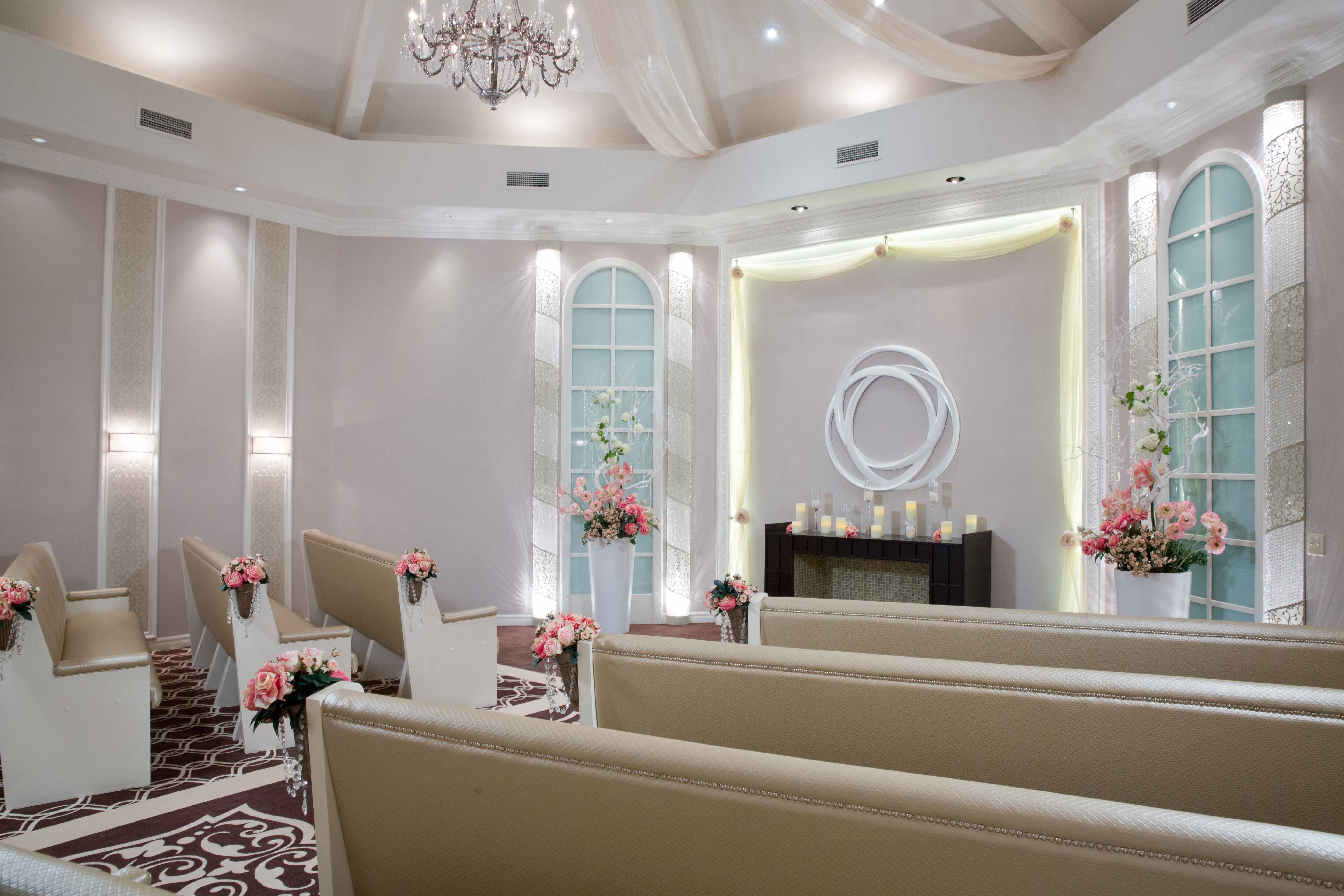 vegas wedding chapels wedding chapel las vegas Flamingo Garden Chapel